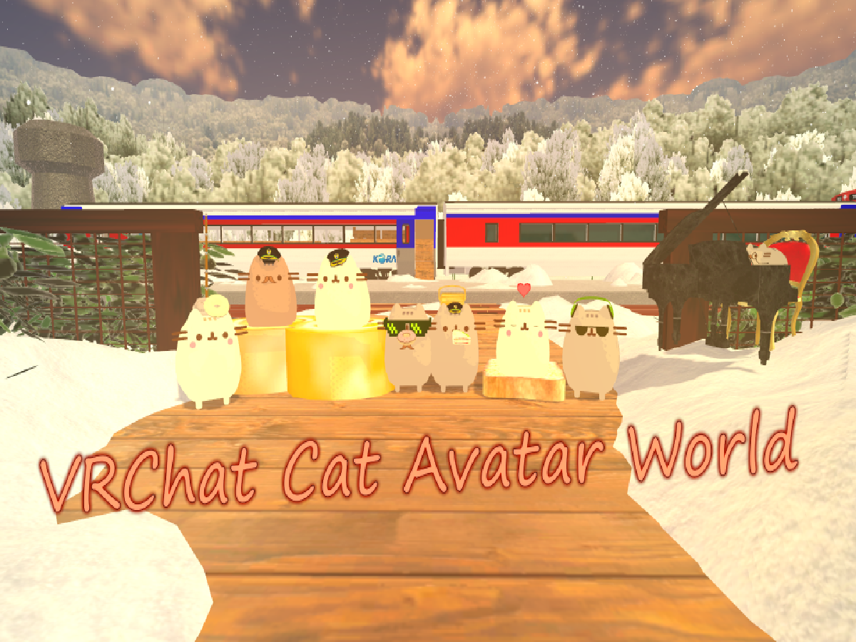 Cat Avatar World