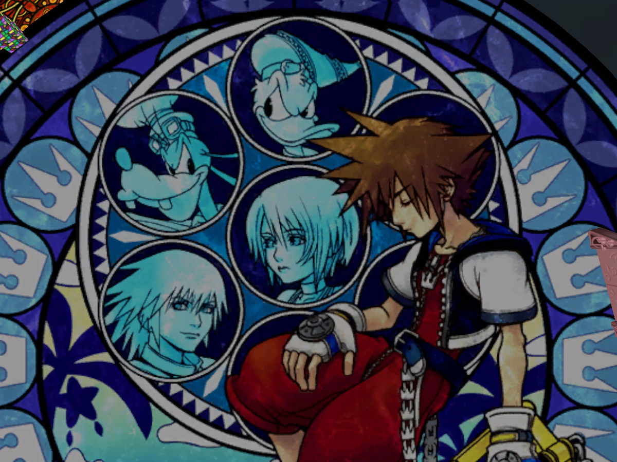 Kingdom Hearts 0․2 + KIngdom Hearts 3 Avatars