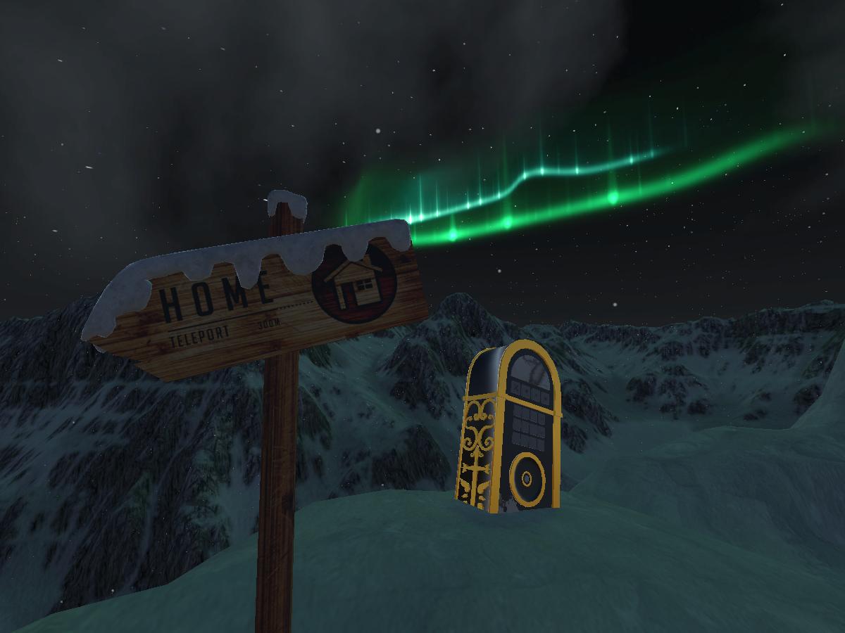 aurora mountain v7.1