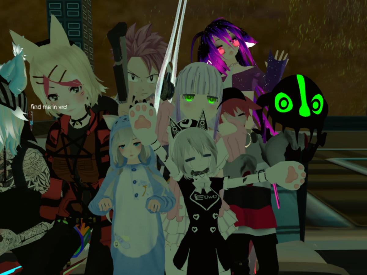Blacklight's avatars (genshin impact)