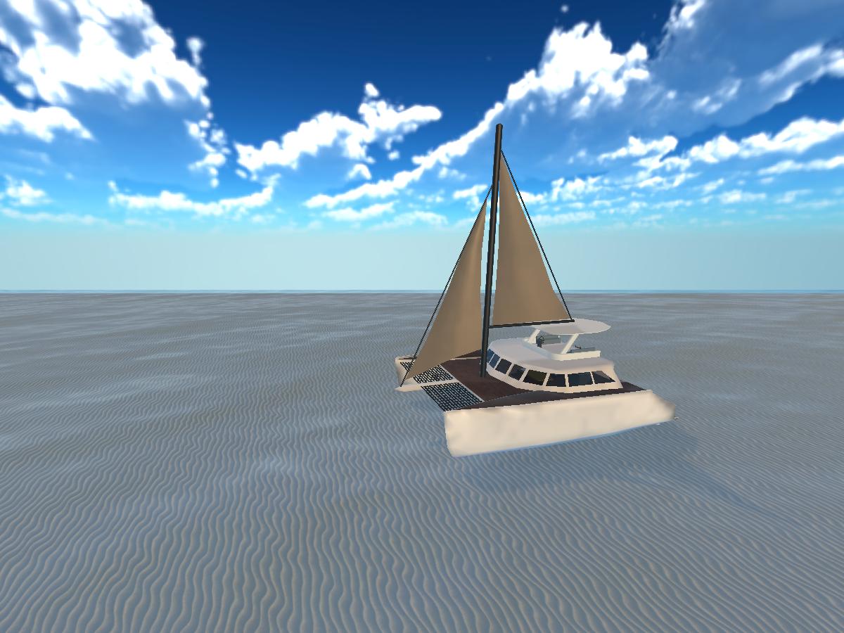 GoroGoro Yacht world