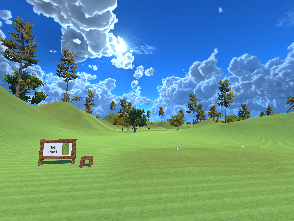 Ryudai's Golf World v1.1