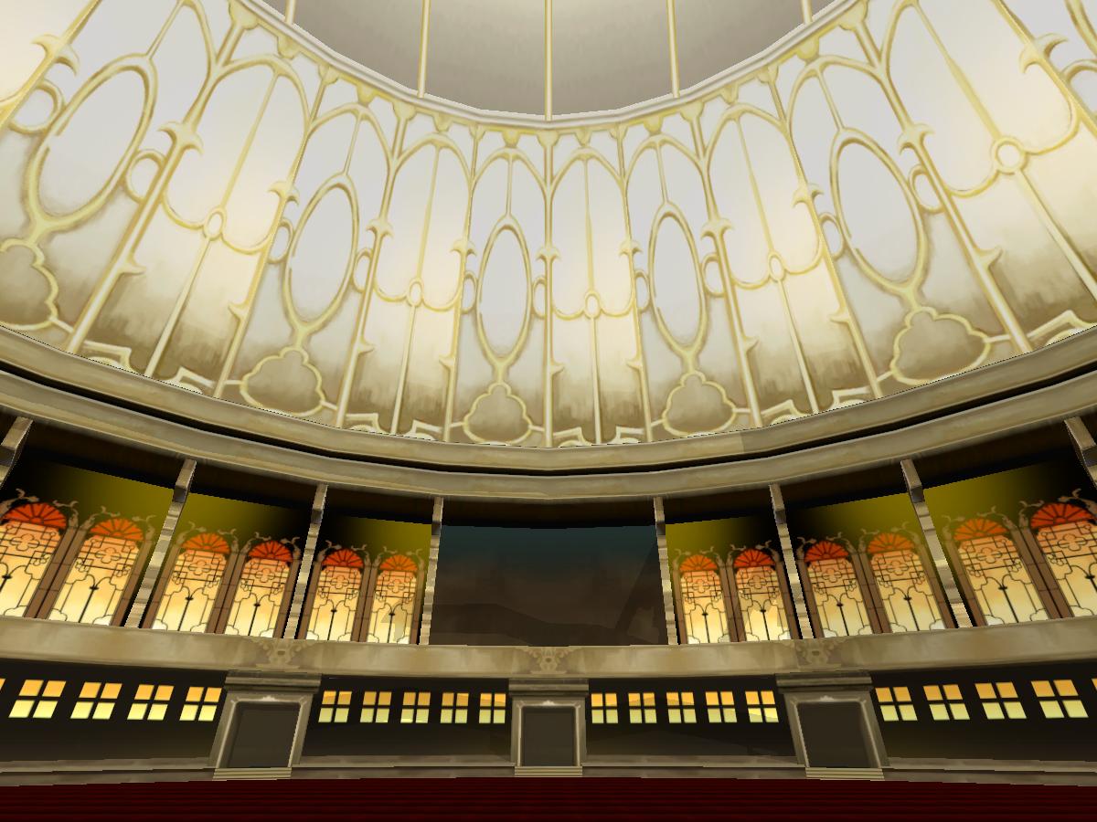 The Hall Pre-alpha