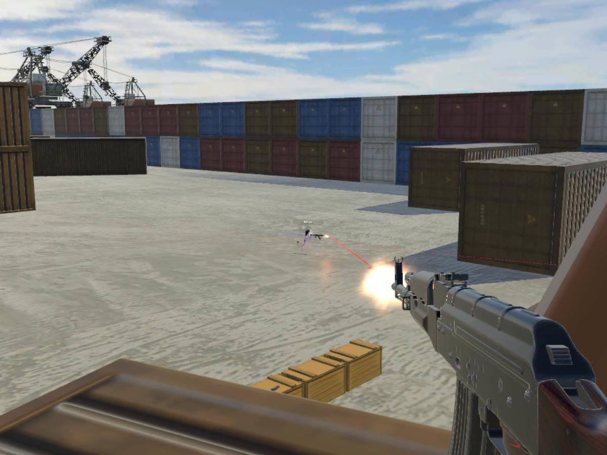 CTF & Machine Gun
