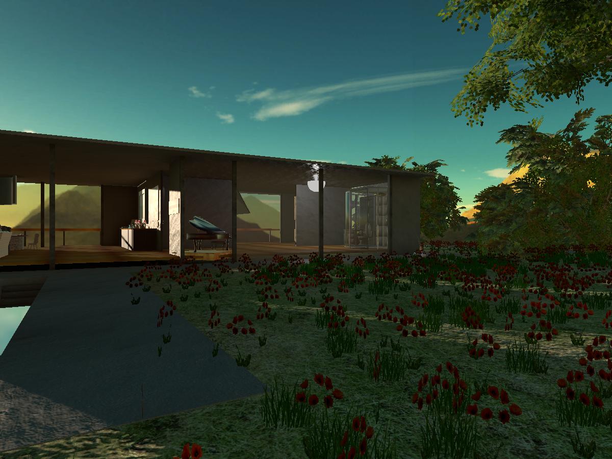 Lioka's sky house