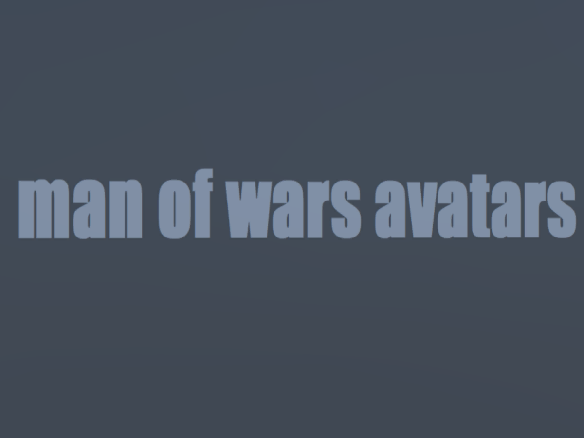 man of wars avatars