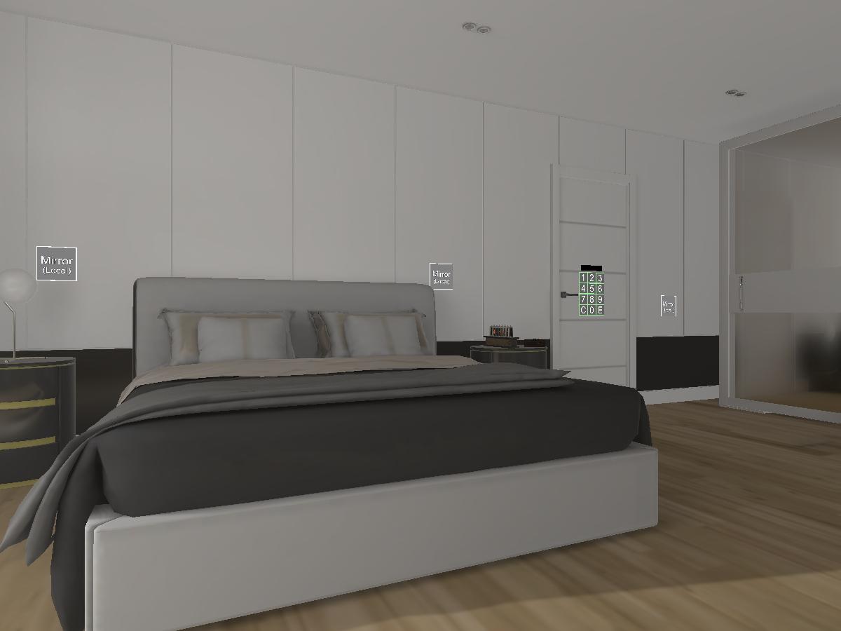 mezu bed room