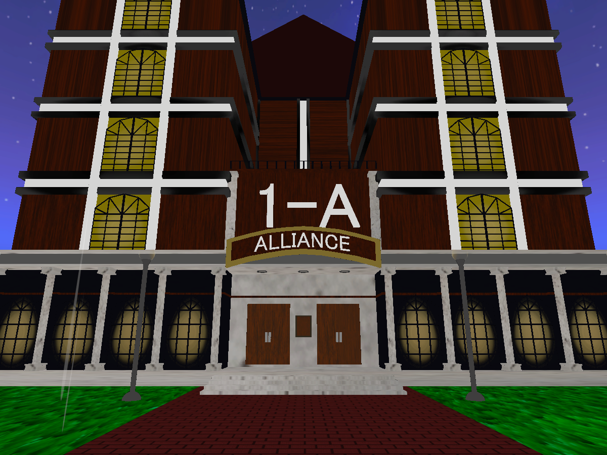 My Hero Heights Alliance 0․4
