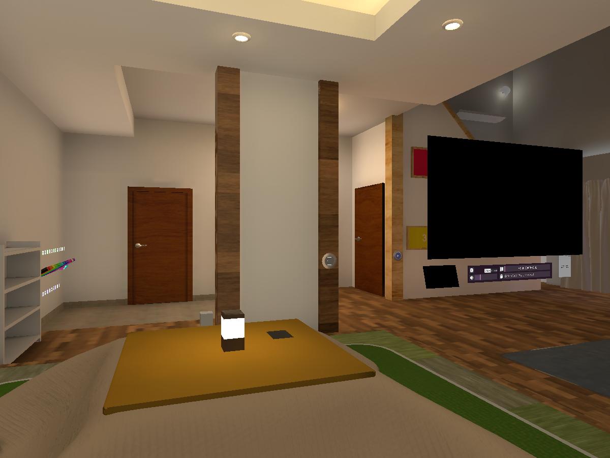 namo's room (Udon)