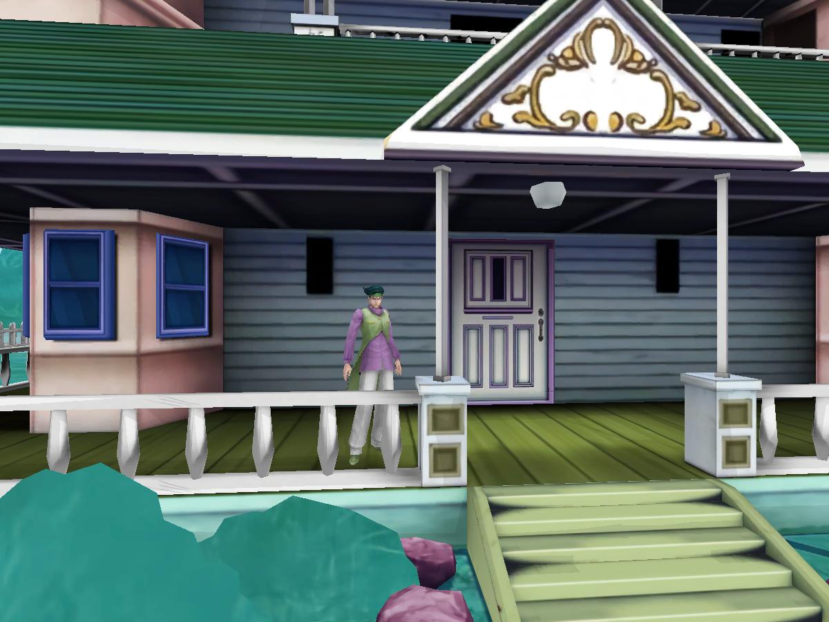 rohans house JOJO 0․2