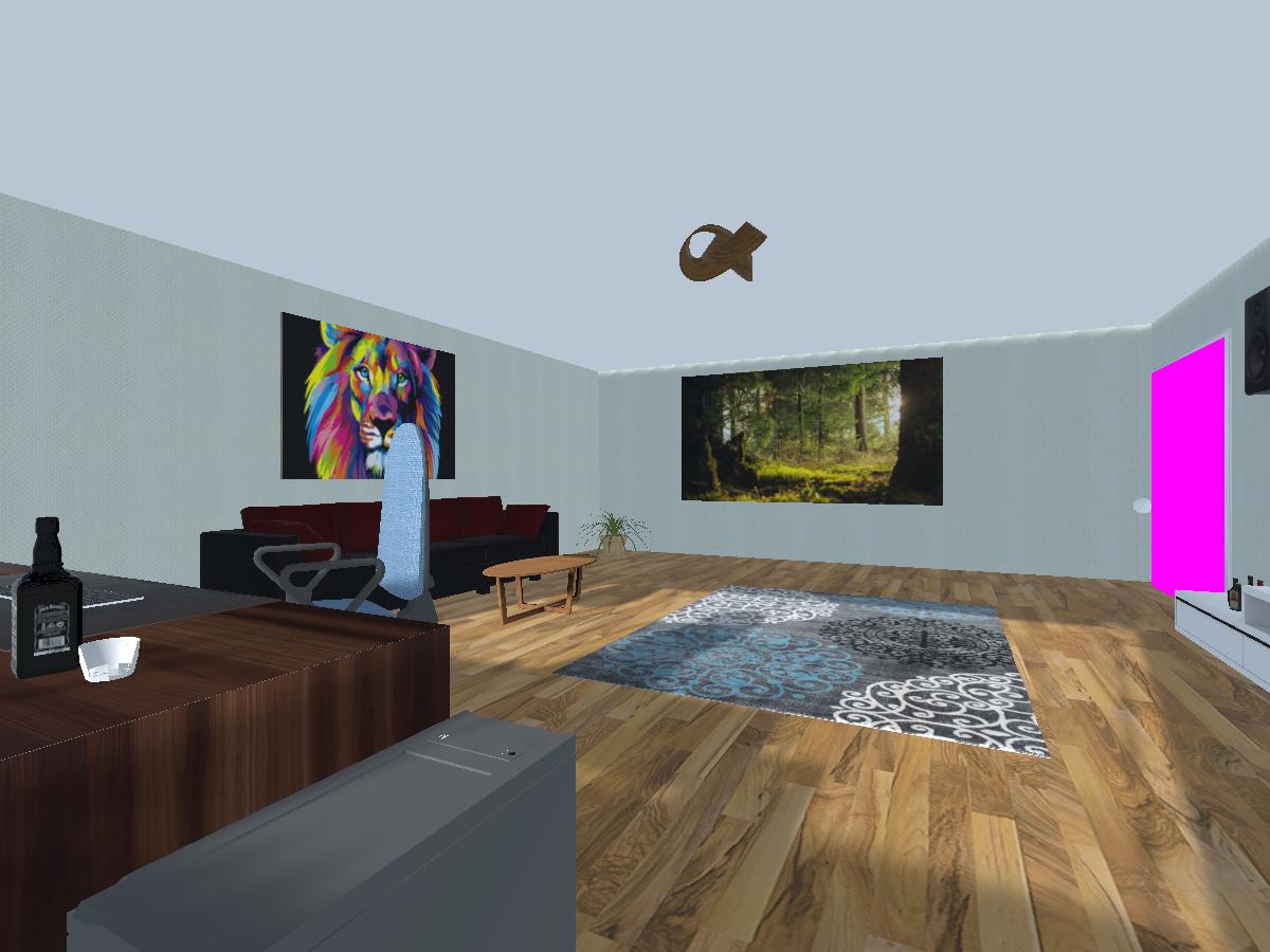 Caits Hangout Room