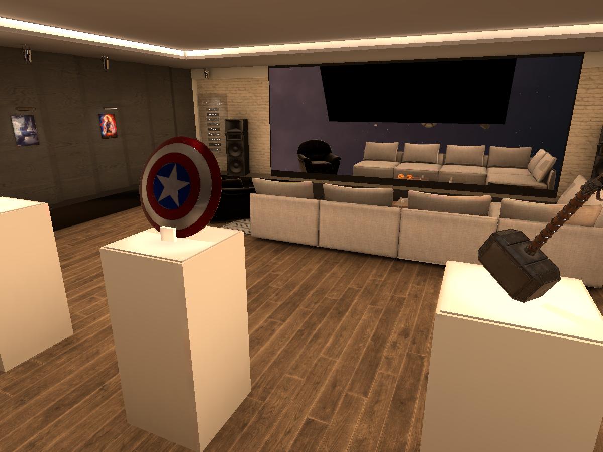 Avengers Museum