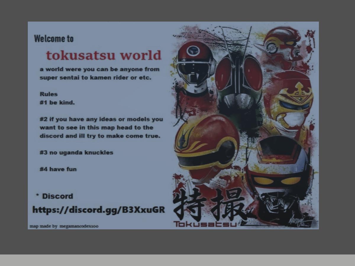 tokusatsu world HQ