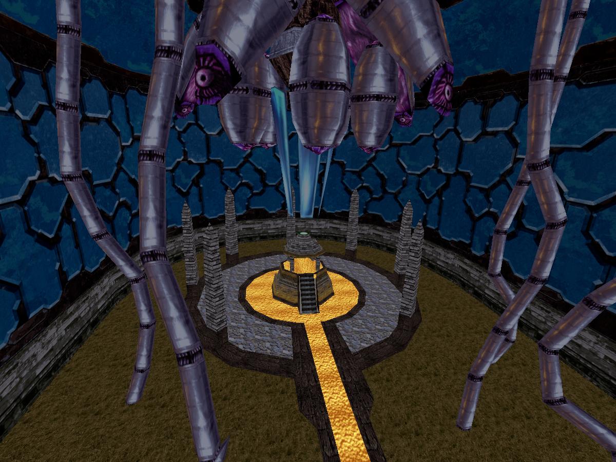 ~ Sonic Adventure 2 ˸ Biolizard Arena ~