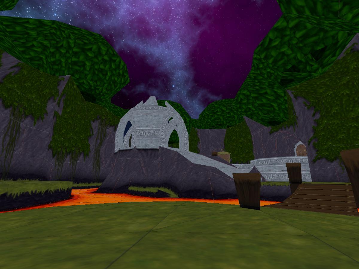 ~ Spyro 3 - Molten Crater ~