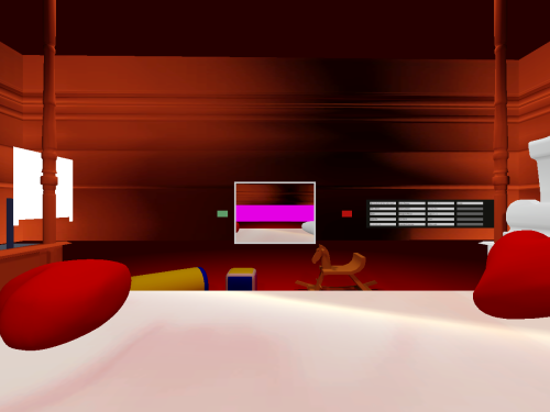 [Test 0.71] Officially It's not MMD Dance Room