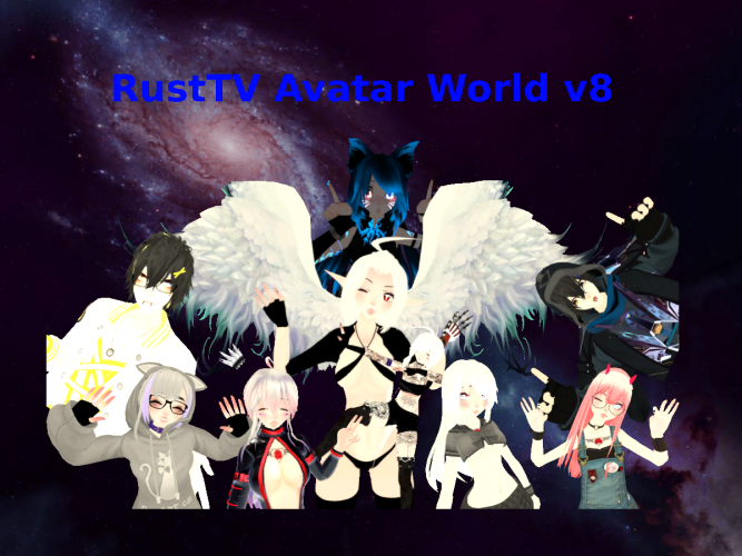 RustTV Avatar World v8