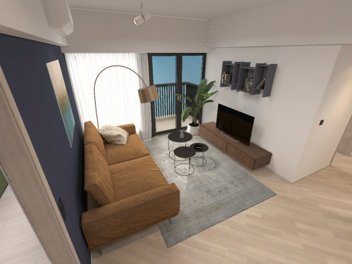 Relaxing Apartment