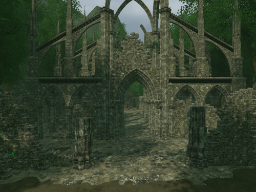 Ruins of Spring