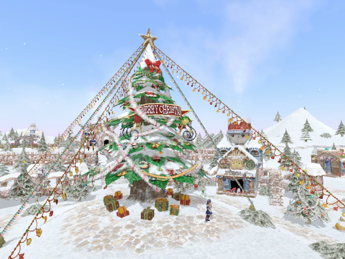 Lutie' Town of Eternal Christmas