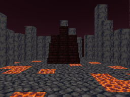 outraged minecraft nether base