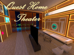 Quest Home Theater (クエストシアター)