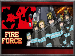 Fire Force Avatars - The Nether
