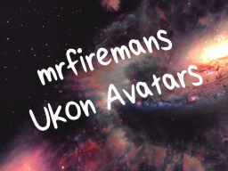 Ukon Avatars