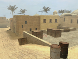 de_dust2 (Counter-Strike˸ Source Avatars)
