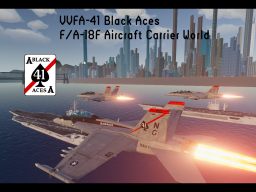 Black Aces Aircraft Carrier Jets˸ F⁄A-18F
