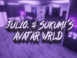 Julio․ and Sukumi's Male Avatar Wrld