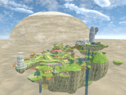 Skyloft (Skyward Sword)