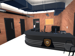 VR COUNTY POLICE DEPARTMENT Interior