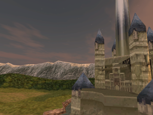 Final Fantasy IX Overworld ≺WIP≻