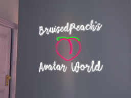 Bruised Peach's Avatar 3․0 World