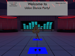 Udon Dance Party (Beta)
