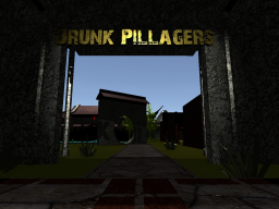 Drunk Pillagers Asian Garden by Anonymous Alcoholics