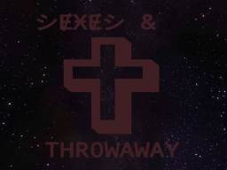 THROWAWAY and シɆӾɆシ Avatars