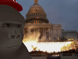 Storming the Capitol Building in VR