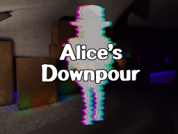 Alice's Downpour at Night