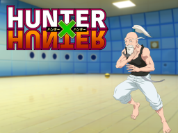 Netero's Gym - Hunter X Hunter