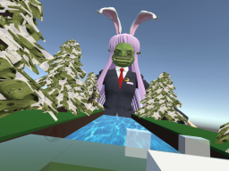 ride a box into shrek roblox