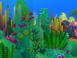 Coral forest