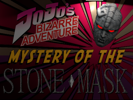 Mystery of the Stone Mask (PREVIEW)