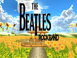 Beatles Rockband - Pepperland