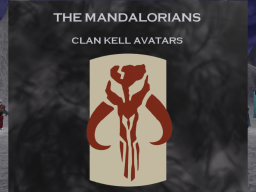 The Mandalorians Clan Kell Avatars
