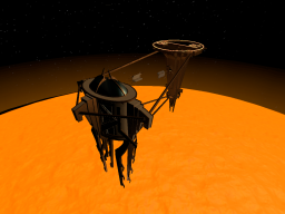 Outer Wilds˸ Sun Station
