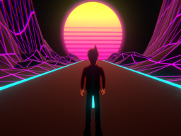 SynthWave Home