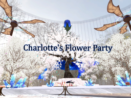 Charlotte's Flower Party