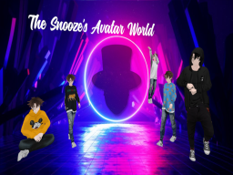 The Snooze's Avatar World
